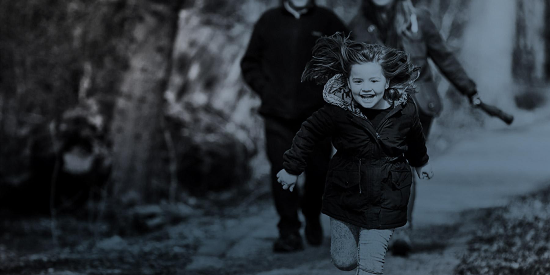 Sundhed og familie i skoven